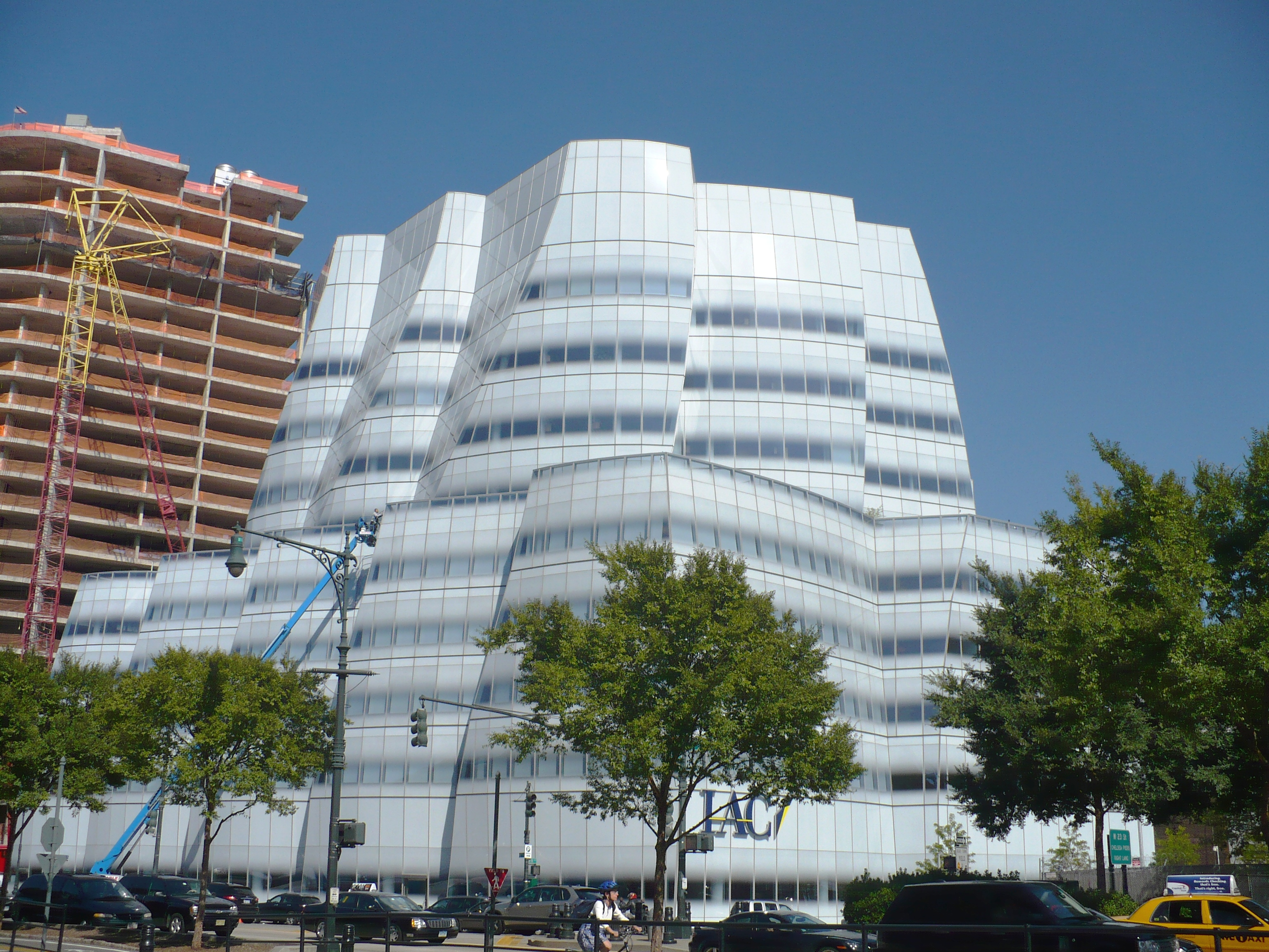 IAC Building, NYC